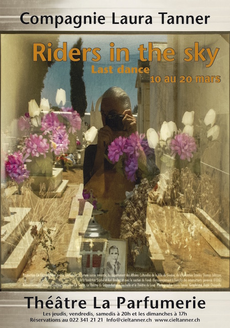 riders in the sky, compagnie laura tanner